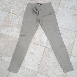 Prana khakis size 0